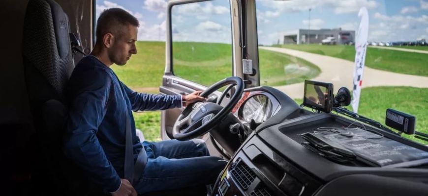 надежность водителя на линии